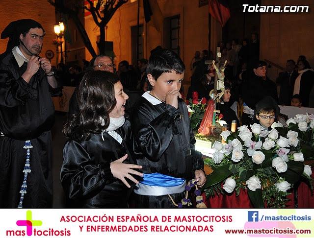 Procesión del Santo Entierro. Viernes Santo - Semana Santa Totana 2009 - 97