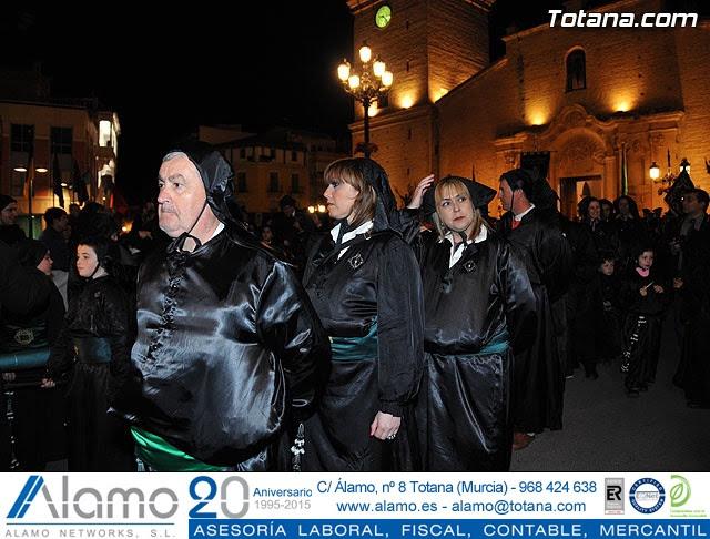 Procesión del Santo Entierro. Viernes Santo - Semana Santa Totana 2009 - 108