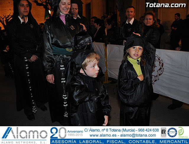 Procesión del Santo Entierro. Viernes Santo - Semana Santa Totana 2009 - 112