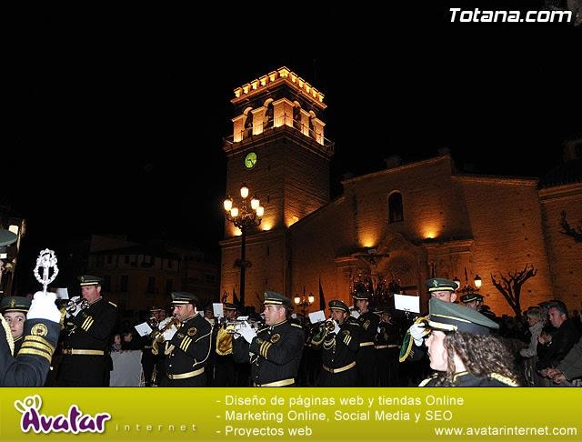 Procesión del Santo Entierro. Viernes Santo - Semana Santa Totana 2009 - 119