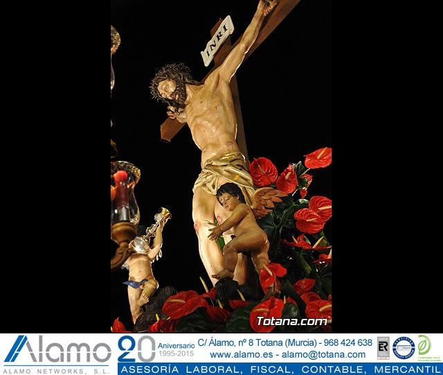 Procesión del Santo Entierro. Viernes Santo - Semana Santa Totana 2009 - 131