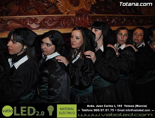 Procesión del Santo Entierro. Viernes Santo - Semana Santa Totana 2009 - 134