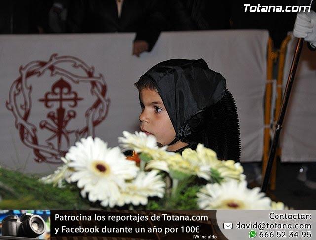 Procesión del Santo Entierro. Viernes Santo - Semana Santa Totana 2009 - 145
