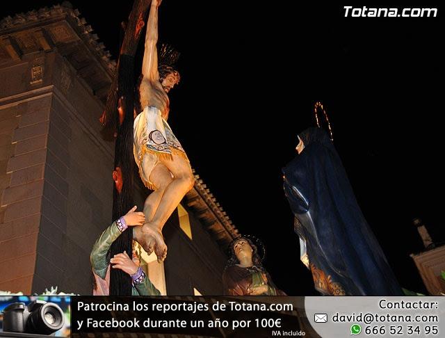 Procesión del Santo Entierro. Viernes Santo - Semana Santa Totana 2009 - 177