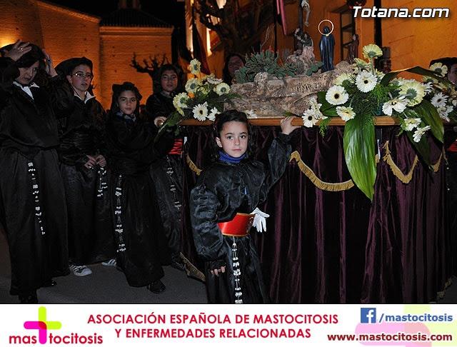 Procesión del Santo Entierro. Viernes Santo - Semana Santa Totana 2009 - 181