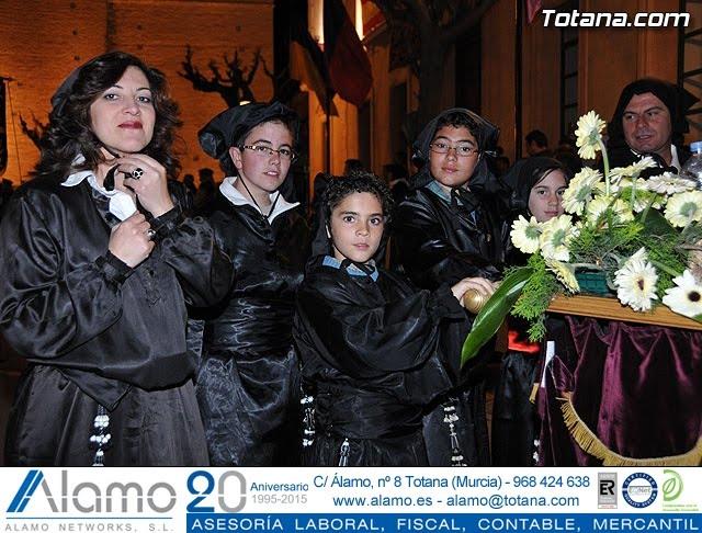 Procesión del Santo Entierro. Viernes Santo - Semana Santa Totana 2009 - 182