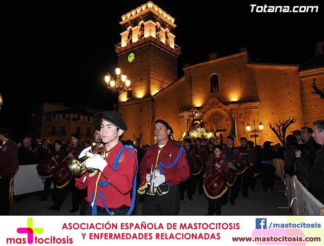 Procesión del Santo Entierro. Viernes Santo - Semana Santa Totana 2009 - 226