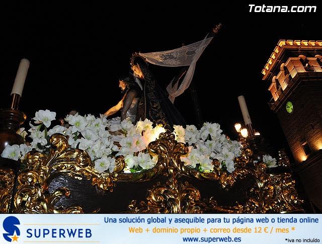 Procesión del Santo Entierro. Viernes Santo - Semana Santa Totana 2009 - 237