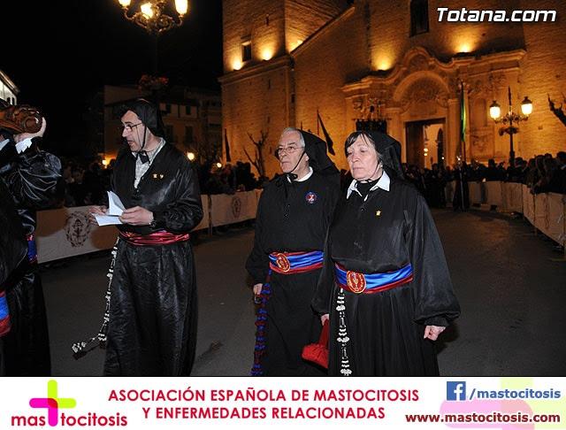 Procesión del Santo Entierro. Viernes Santo - Semana Santa Totana 2009 - 239