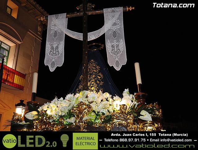 Procesión del Santo Entierro. Viernes Santo - Semana Santa Totana 2009 - 245