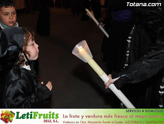 Procesión del Santo Entierro. Viernes Santo - Semana Santa Totana 2009 - 253