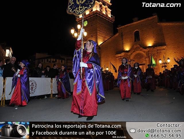Procesión del Santo Entierro. Viernes Santo - Semana Santa Totana 2009 - 257