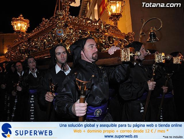 Procesión del Santo Entierro. Viernes Santo - Semana Santa Totana 2009 - 283