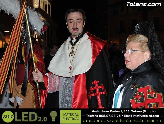 Procesión del Santo Entierro. Viernes Santo - Semana Santa Totana 2009 - 320