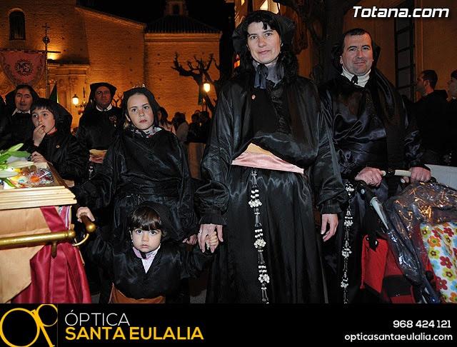 Procesión del Santo Entierro. Viernes Santo - Semana Santa Totana 2009 - 415