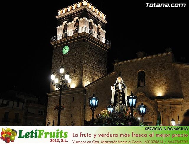 Procesión del Santo Entierro. Viernes Santo - Semana Santa Totana 2009 - 425