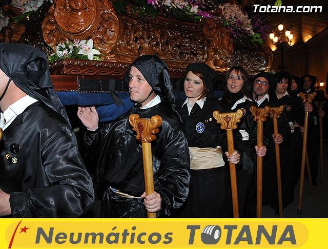Procesión del Santo Entierro. Viernes Santo - Semana Santa Totana 2009 - 462