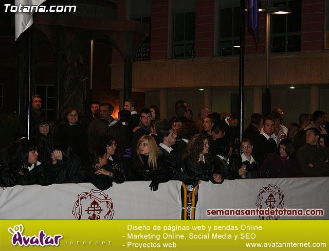 Procesión del Santo Entierro - Viernes Santo 2010 - Reportaje II (Recogida) - 9