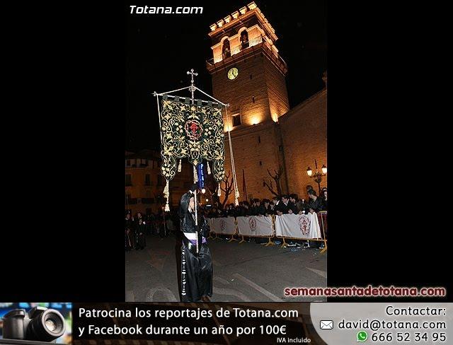 Procesión del Santo Entierro - Viernes Santo 2010 - Reportaje II (Recogida) - 10